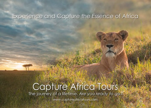 Capture Africa Tours